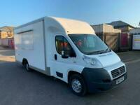 FIAT DUCADO MOBILE CATERING/BURGER/KEBAB/FOOD/COFFEE/ VAN FOR SALE, used for sale  Watford, Hertfordshire