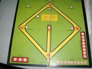 Old Baseball Board Game