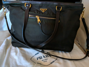 d8f7f595b26e Authentic Prada Tote | Kijiji in Ontario. - Buy, Sell & Save with ...