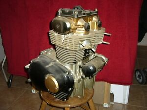 For Sale 1970 CB350 Engine Cases