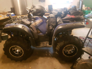 2013 Yamaha Grizzly 700 for trade