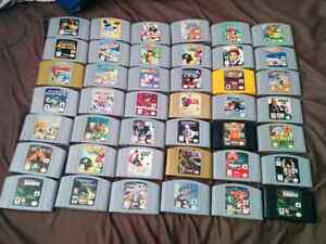 N64 Collection!