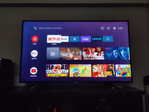 """Sony 4K 65"""" Android Tv"""