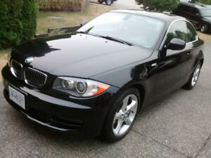 2010 BMW 128i, 90 000 km, automatic