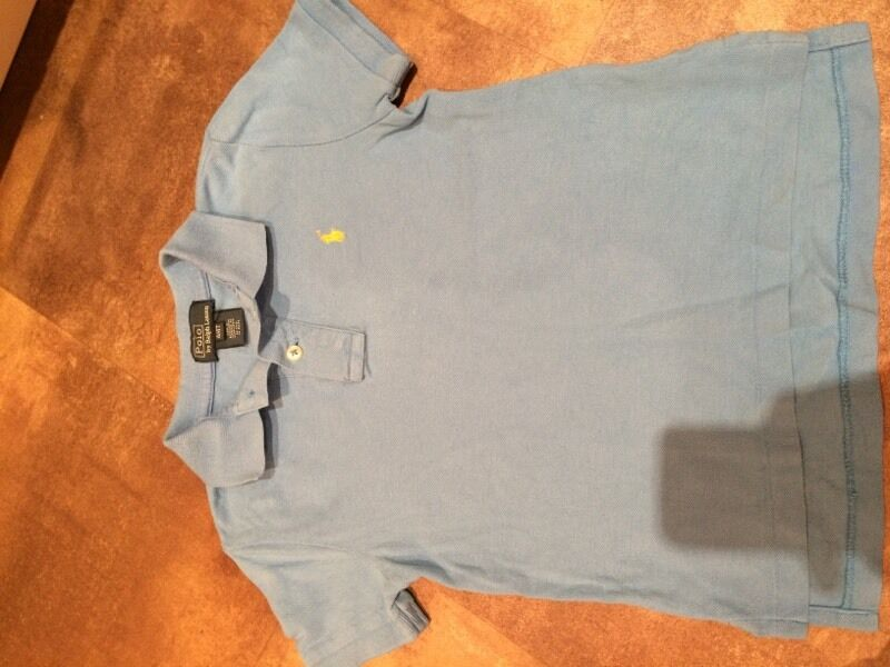 Polo Ralph Lauren polo shirt Age 4in Craigentinny, EdinburghGumtree - Polo by Ralph Lauren kids polo shirtAge 4In good worn condition. From a smoke & pet free home