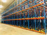 Looking for Experienced Rack Installers & General Labourers
