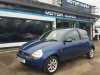 Ford Ka 1.3 2006MY Zetec Climate 12 months mot, with warranty