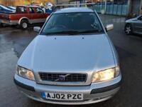 Volvo V40 1.9D ( 102bhp ) S ESTATE - 2002 02-REG - FULL 12 MONTHS MOT