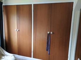Free Built-in Wardrobe Doors x8