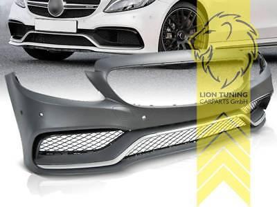Frontstoßstange für Mercedes Benz W205 C-Klasse Limousine T-Modell für PDC