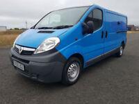 60 Vauxhall Vivaro Trafic 2.0CDTI ( 115ps ) ( Euro IV ) 2900 LWB NO VAT