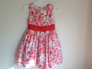 Floral party dress Size 10