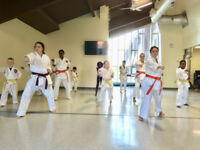 Karate for Kids! Reg. NOW 4 Sept.
