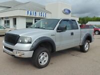 2004 Ford F150 S/Cab 4X4