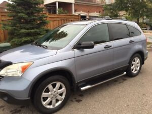 GREAT 2008 CR-V EX 4WD. With extra Winter tires on steel rims