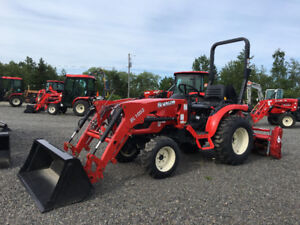 Branson Tractors Early Release of  2019 NEW MODELS have arrived