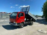 2001 51 Nissan Cabstar aluminium tipper with only 89963 miles
