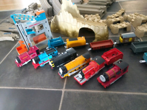 Thomas the yrain set