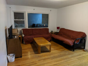 Sublet two room apartment from January to April