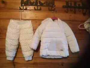 18 - 24 months Zara Gap snow suit, hat and snood scarf Belleville Belleville Area image 1