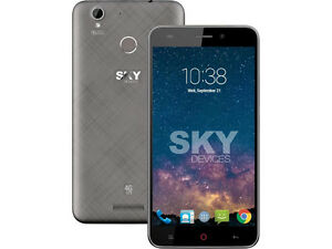 "Sky Elite 5.5"" Unlocked Octa-Core Dual-SIM LTE Marshmallow 16GB"