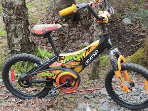 "Boy's 16"" bike for sale"
