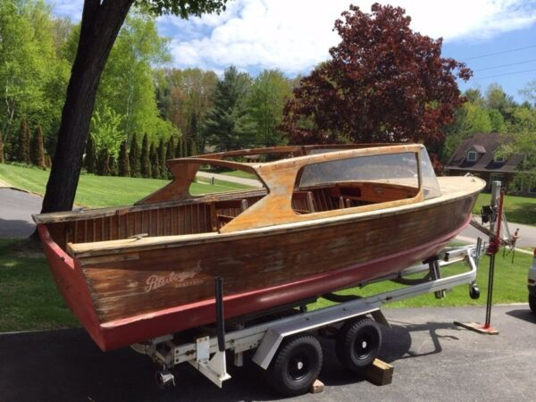 Used 1955 Peterborough/Alcan Seafarer