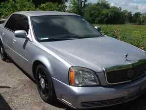 2005 Cadillac DeVille Fully loaded Sedan try your trades