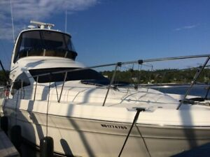 2009 Sea Ray 44 Sedan Bridge