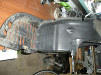 Right Inner fender/ Fause aile droite Intégra 95