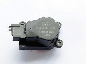 Mercedes C E 01-12 OEM HVAC Air Inlet Door Actuator 2038201642