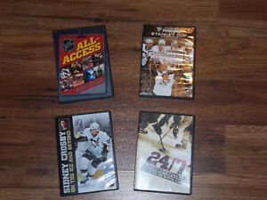 HOCKEY DVDs  **$20 for all**