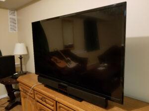 55in Fluid 1080p HD TV
