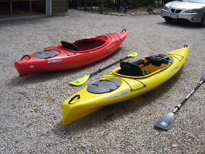 WILDERNESS SYSTEMS - Pungo 120 Kayak & Paddle