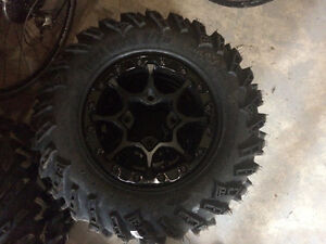 2017 itp terra cross tires with 14 inch rims