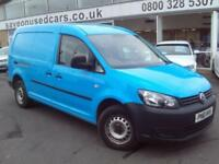 2011 Volkswagen Caddy 1.6 TDI 102PS Van 6 door Panel Van