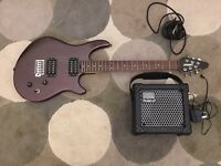 Peavy Predator Plus guitar & Roland Microcube GREAT CONDITION