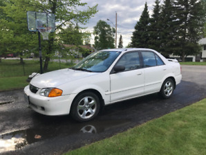 2000 Mazda Protege - Very Low Mileage
