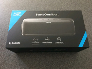 Anker Soundcore Boost Portable Bluetooth Speaker