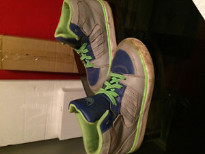 Adidas shoes size 9 kids