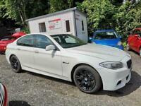 2012 BMW 5 Series 528i M SPORT Auto SALOON Petrol Automatic