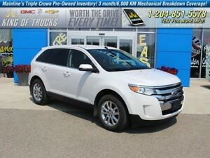 2012 Ford Edge Limited  - Leather Seats -  Bluetooth - $159.76 B
