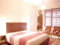 SHORT OR LONG TERM DOUBLES ROOMS IN CENTRAL LONDON £200 PW TO £300 PW