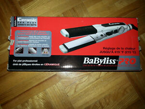 BaBYLISS Pro ceramic professional hair iron - still in box
