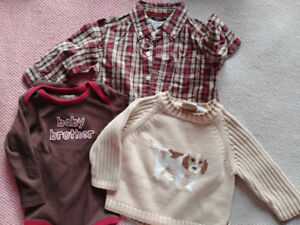 Baby Brother Mini Lot - size 18-24 months