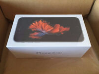 SEALED iPhone 6S 16Gb Grey Factory Unlocked / Débloquer FIRM $