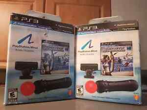 2 Still-in-box PlayStation Move Controllers Sarnia Sarnia Area image 1