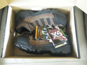 Workload Mens Harpoon CSA Workboots (brand new)
