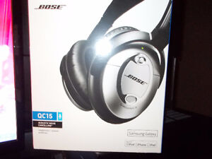 new Bose noise cancelling headphones