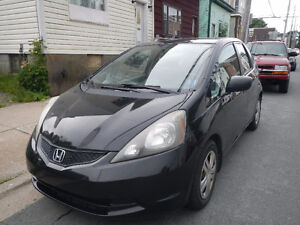 2009 Honda Fit Hatchback - New MVI
